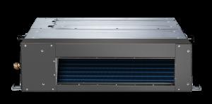 low temperature ductable unit