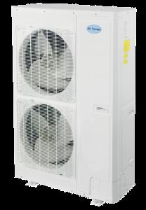 unité extérieure commercial léger air tempo mini split climatisation et chauffage