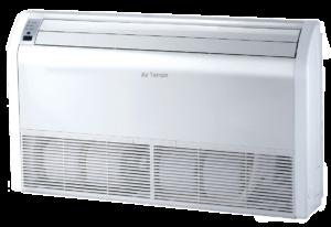 Console réversible commercial léger air tempo air conditionné climatisation et chauffage
